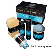 Carr Day Martin MF Pro The ultimate winter skin protection kit using a simple 1-2-3 process to aid in the management.