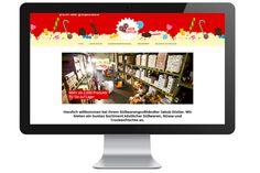 klok hat eine neue Website für den Süßwarengroßhändler Jakob Distler gezaubert!
