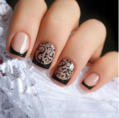 Our nail artist added creativity ❤ Follow us for make up and DIY nail ideas☺ #nailartist