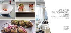 Trésor Hotels and Resorts_Luxury Boutique Hotels_#Greece_Discover unique gastronomic experiences, at Aqua Blu Boutique Hotel & Spa, in Kos!