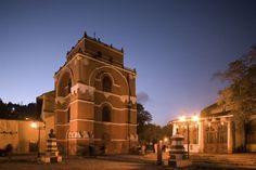 Church Torre del Carmen in #SanCristobalDeLasCasas #Mexico #Tourism