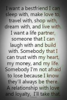 Exactly what I want :) True Love, Real Love, What Is Love, I Love You, Life Quotes, Relationship Sayings, Relationship Goals, Perfect Relationship, Marriage Goals