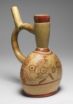 Moche Decorated Ceramics | Thematic Essay | Heilbrunn Timeline of Art History | The Metropolitan Museum of Art