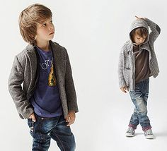 omg..this is so my child. Little E style :)