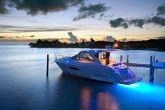 Discover luxury yacht and boat charter news and articles, mega yacht charters, motorboats, sail boats, luxury boats and private cruisers. Luxury Yachts, Luxury Boats, Boat Lights, Boat Insurance, Sport Boats, Underwater Lights, Charter Boat, Boat Stuff, Yacht Boat