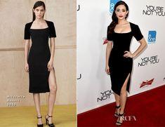 Emmy Rossum In Altuzarra - 'You're Not You' LA Premiere - Red Carpet Fashion Awards