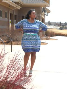 Plus size blogger, curvy blogger, plus size Fashionista, full figured fashions , spring 2014 Pantone colors, spring fashions
