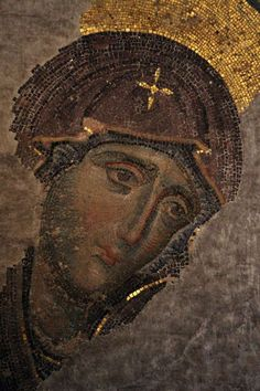 Virgin Mary, Mosaic Of The Deesis, century, Hagia Sophia, Istanbul Roman Mythology, Greek Mythology, Archangel Raphael, Peter Paul Rubens, Byzantine Art, Hagia Sophia, Architecture Tattoo, Blessed Virgin Mary, Orthodox Icons