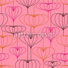 High-quality Vector Pattern Designs at patterndesigns.com, designed by Nicolle Pérez