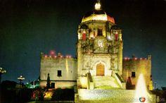 Fotos de Monterrey, Nuevo Leon, México: Espectáculo Luz y Sonido en el Histórico Obispado