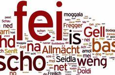 Die schönsten fränkischen Wörter als Download