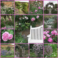 Mottisfont Abbey Gardens #1 by teresue, via Flickr