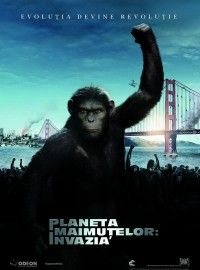 Rise Of The Planet Of The Apes 2011 Online Subtitrat in Romana