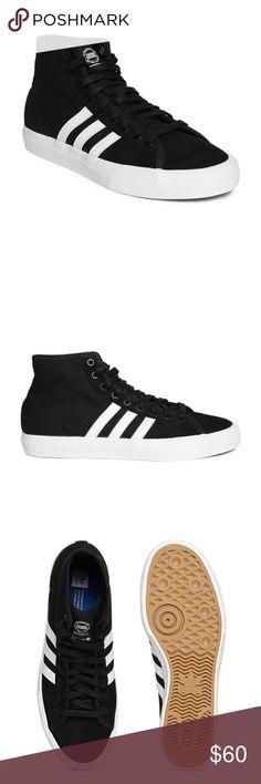 designer fashion 962b2 a92c8 NEW Adidas Matchcourt Hi Skate Shoes Mens13 NEW NEW Adidas Matchcourt Hi  Skate Shoes