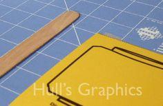 mini Block Head Craft PDF by cahull2011 on Etsy, $2.50