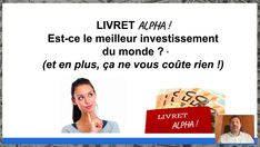 """This is """"Présentation Livret Alpha - Laurent"""" by on Vimeo, the home for high quality videos and the people who love them. See Videos, Did You Know, Coaching, Alternative, Language, Investing, Training, Languages, Language Arts"""