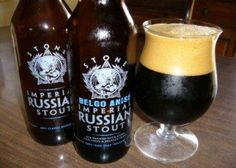Stone Imperial Russian Stout - Stone Brewing