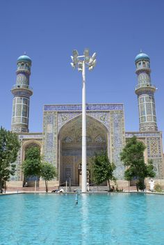 Herat Masjid, Afghanistan | Islamic Arts and Architecture