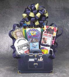 Doctor's Orders Get Well Gift Box (Lg)