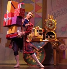August Contest winner is Lindsey of Doylestown PA! She wins 4 tickets to the Philadelphia premiere of the Great Russian Nutcracker Dec 6 AND $200 worth of Moscow Ballet gift items. There were many correct answers - thanks to all who played.