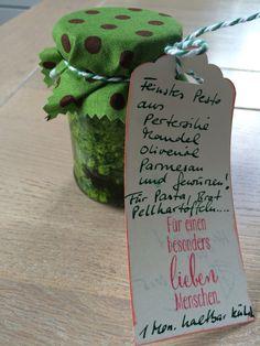 Petersilien-Pesto