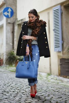 20 Winter Street Style ‹ ALL FOR FASHION DESIGN