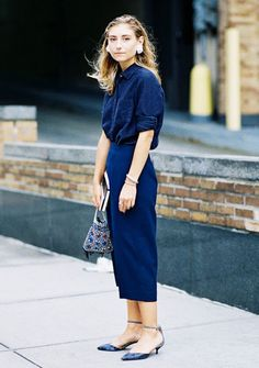 Why the Fashion World Is Obsessed With Jenny Walton via @WhoWhatWear