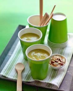 Curried Zucchini Soup Recipe | Martha Stewart