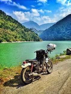 Once we rode down into Chamba Valley we made our way towards Dalhousie. Where cold beers and a hot shower were waiting for us. Royal Enfield, Adventure, Travel, Viajes, Destinations, Adventure Movies, Traveling, Trips, Adventure Books