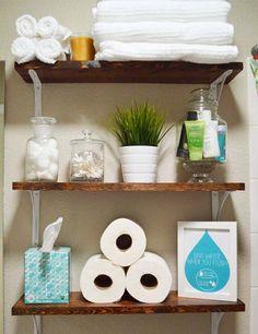 Helpful Tips For Bathroom Shelves