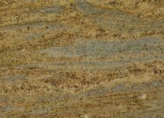 Kashmir Gold Granite Countertop Prefab Granite Countertops, Granite Tops, Condo Remodel, Bathroom Remodeling, Remodeling Ideas, House Design, Interior Ideas, Kitchen Ideas, Kitchens