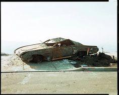 Richard Misrach. Oakland Fire Aftermath, 1991