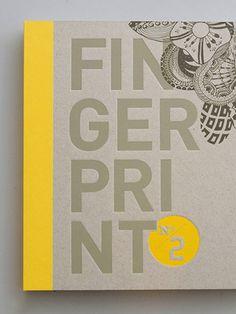 Fingerprint No. 2 - The Evolution of Handmade Elements in Graphic Design