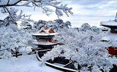 Beijing in the Wintertime