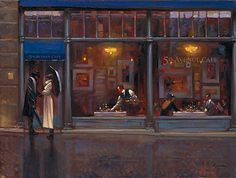 Fifth Avenue Cafe 1 - Brent Lynch