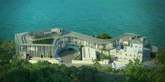 Университет Чикаго центра в Гонконге - Bing Thom архитекторов