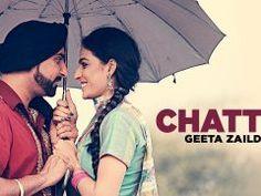 New Chatrri Punjabi song video by Geeta Zaildar