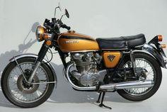 Honda CB 450 (1971) www.motorstown.co...