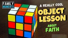 Really Cool Object Lesson about Faith Video #kidzmatter #kidmin #childrensministry Sunday School Lessons, Lessons For Kids, Church Activities, Activities For Kids, Teaching Kids, Kids Learning, Bible Object Lessons, Kids Ministry, Ministry Ideas