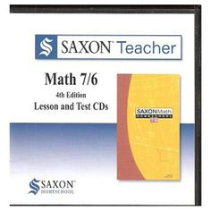 22 best saxon math phonics images on pinterest saxon math saxon math 76 lesson testcds fandeluxe Choice Image