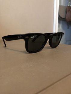 Ray-Ban RB2140 Original Wayfarer Classic 50mm Black Sunglasses  29f4de922f