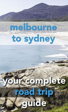A complete 4000 word guide, giving you all the details you need to do the best road trip from Melbourne to Sydney. One of Australia's best drives!