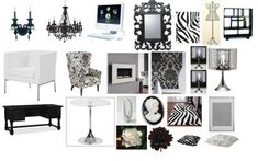 Reckless Bliss: Chic and Professional Office Design Scheme