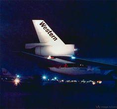 DC10 LAX 70's