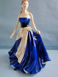 Royal Doulton Pretty Ladies Olivia NIB