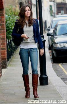 #kate #middleton #style #fashion #boots