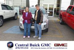 https://flic.kr/p/DmspJF | Happy Anniversary to Everette on your #GMC #Terrain from Ronnie Nichols at Central Buick GMC! | deliverymaxx.com/DealerReviews.aspx?DealerCode=GHWO