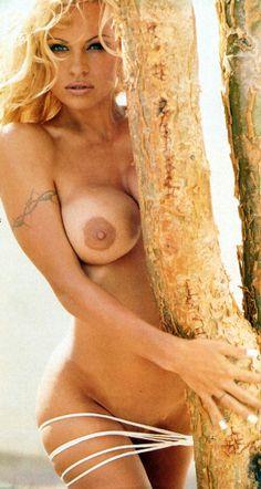 Pamela Anderson Playboy Magazine January 2011