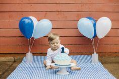 Foto de Smash The Cake do João
