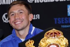 Gennady Golovkin VS. Daniel Geale POST FIGHT Press Conference (GOLOVKIN)